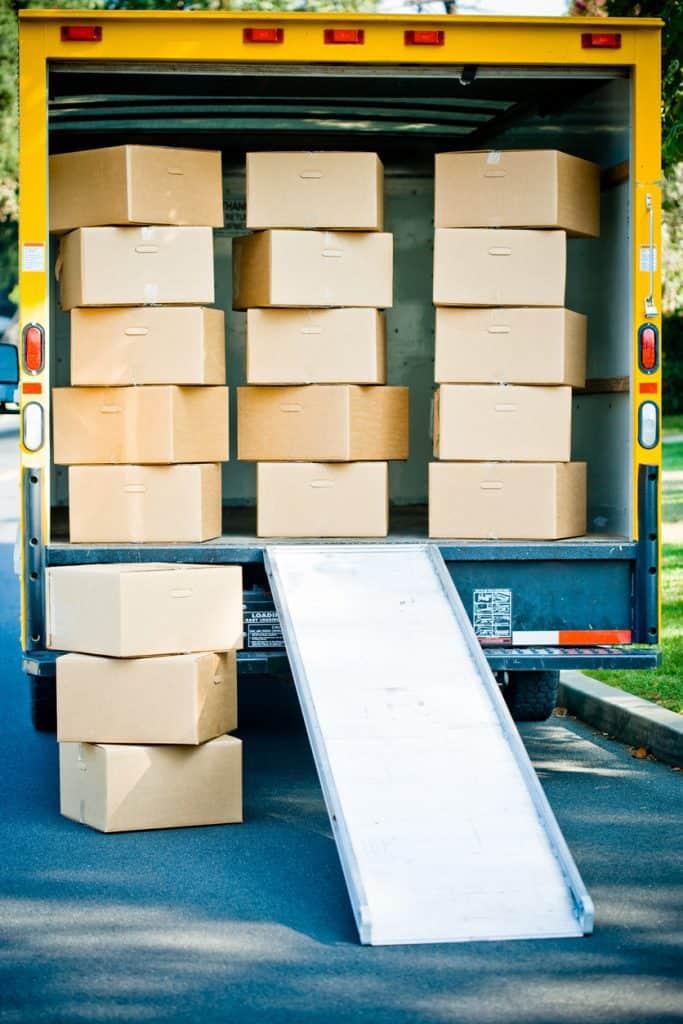 Moving Services Charleston